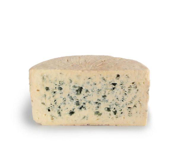 Les fromageurs vous présentent leur Bleu d'Auvergne, affiné à Saint-Flour.