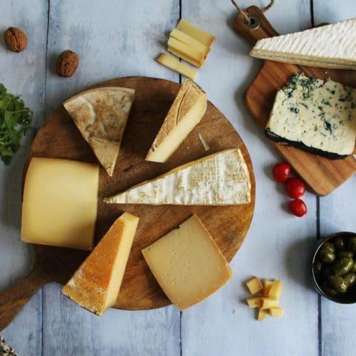 Les fromageurs mega box de fromages