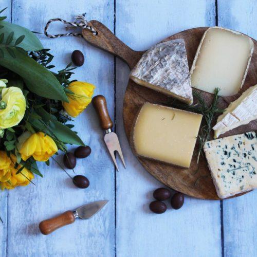 Plateau de fromages de Pâques Les Fromageurs