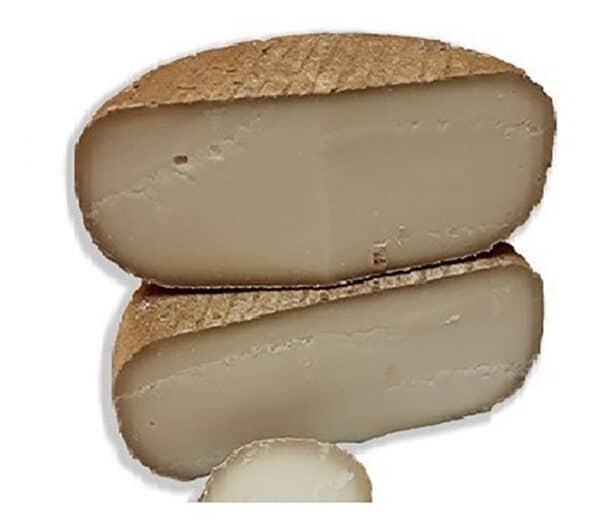 Tomme Broucaou au lait de brebis et de chèvre Les Fromageurs