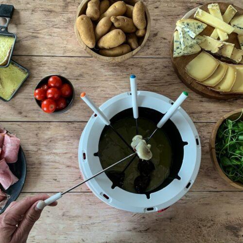 Box des fondus les fromageurs