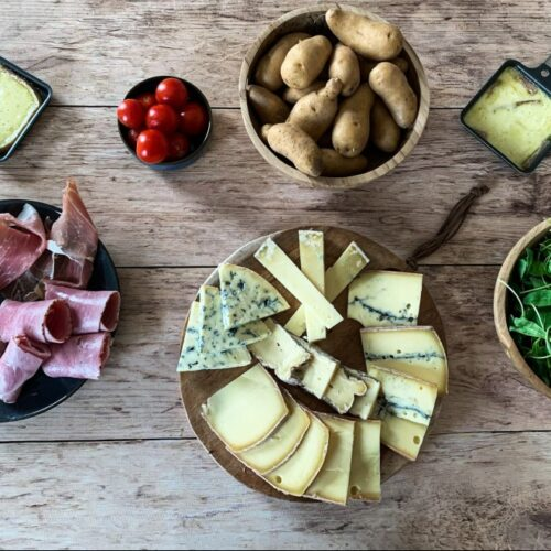 La box raclette les fromageurs