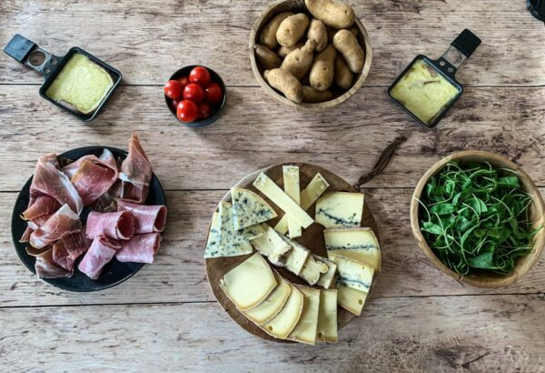 Raclette les fromageurs